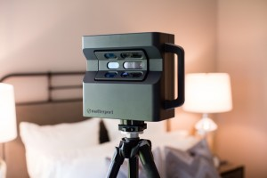 Matterport 3D Camera used for real estate
