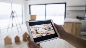 Hosting no-contact virtual real estate tours.