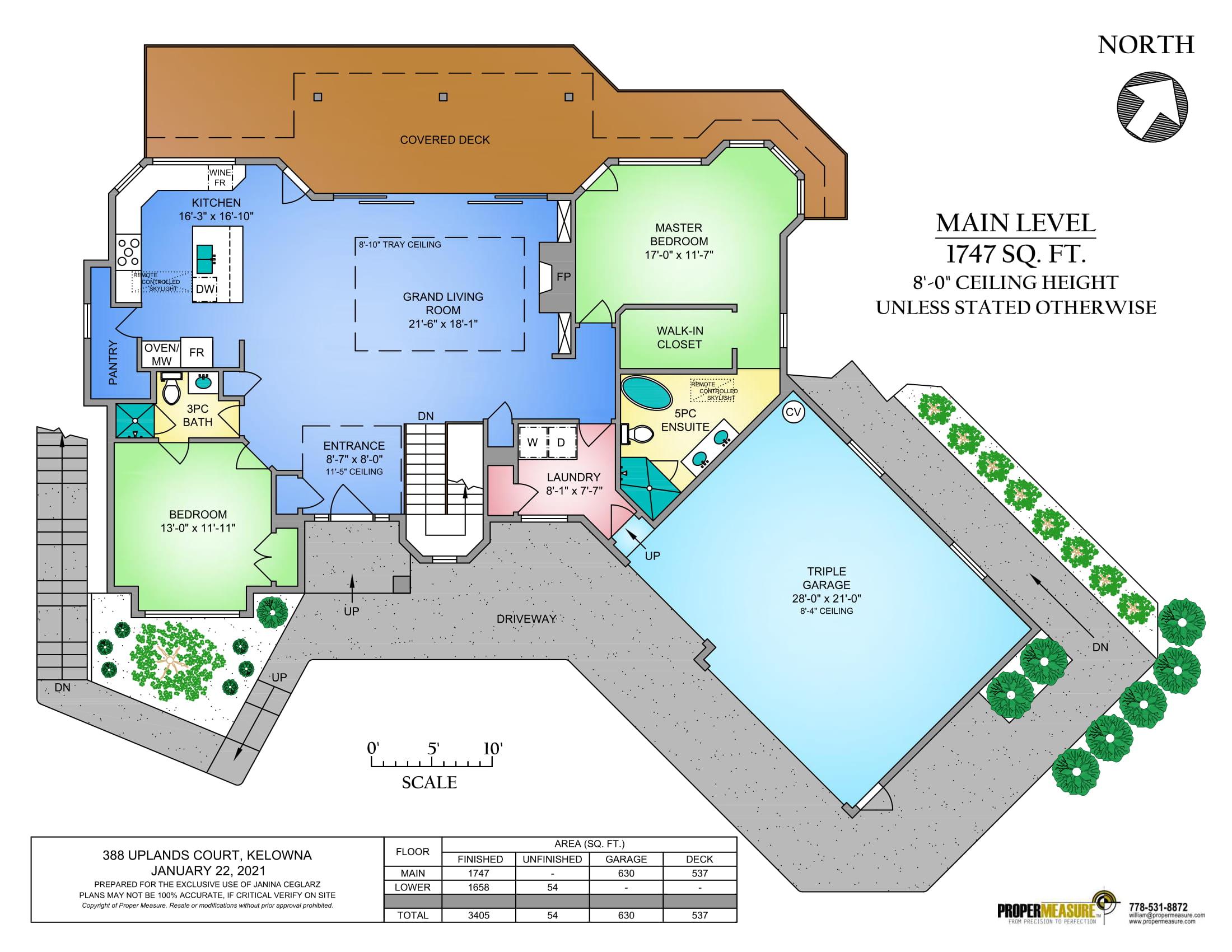 Okanagan real estate Uplands Court