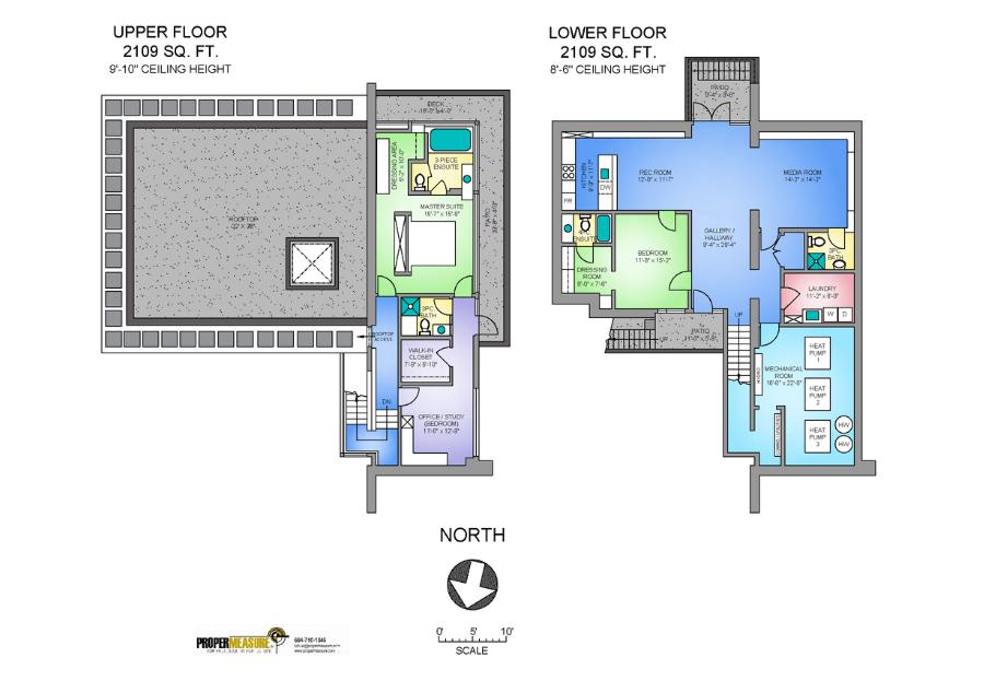 floor plans in Vancouver